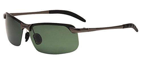 Eyewear Fashion Unisex Gafas HD de Gafas anti sol Aviator Tide JYR de sol Color6 ultravioleta Polaroid nTS6w86qd0