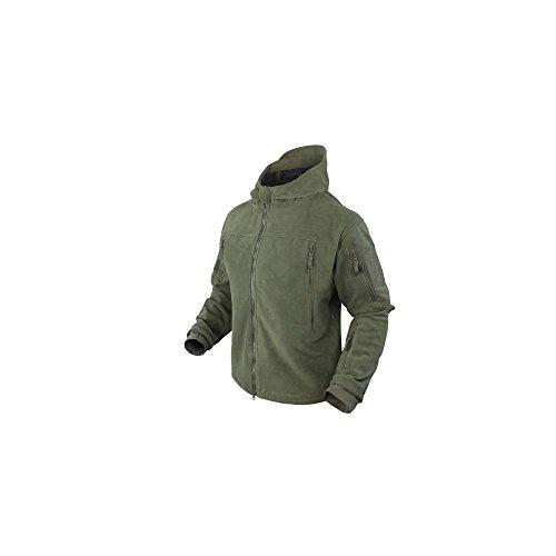 Condor Seirra Hooded Fleece Jacket - Medium - Olive Drab