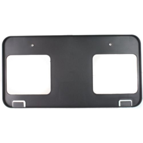 Make Auto Parts Manufacturing - FRONT LICENCE BRACKET; WITHOUT LIGHT; FITS ALL LIGHT DUTY CREW CAB - FO1068119