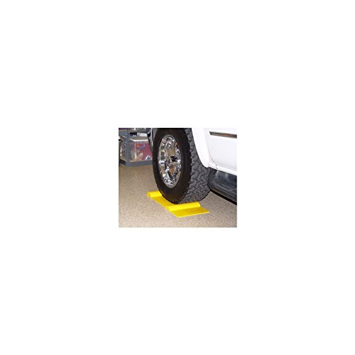 Eckler's Premier Quality Products 80-253286 Park Smart Yellow Parking Mat