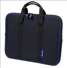 Samsill Microsoft 15.6-Inch/16-Inch Neoprene Laptop Sleeve (Samsill Laptop Sleeve)