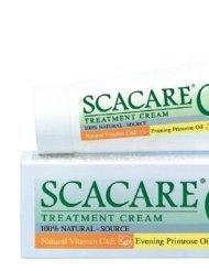 Scacare C & E Aloe Vera Revitalisation des cicatrices d'acné Réducteur de guérison crème 35 G