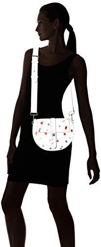 Coccinelle - Carousel Sketch, Borsa da lavoro Donna Multicolore (Mul.fru.blan/Bl 498)