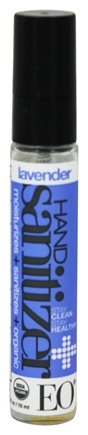 EO Products Sanitizer Organic Lavender product image