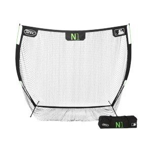 Atec Pitching Screen - ATEC N1 Portable Practice Net with Travel Bag