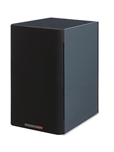 Paradigm Shift A2 Bookshelf Speaker (Gunmetal Gray Gloss) (Paradigm Shift Speakers)