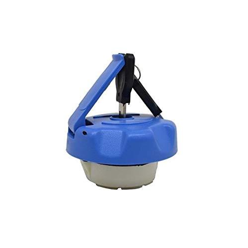 AutoCommerse AdBlue/® Tapa para dep/ósito de combustible con 2 llaves de bloqueo para todos los camiones HGV con di/ámetro interno de 60 mm