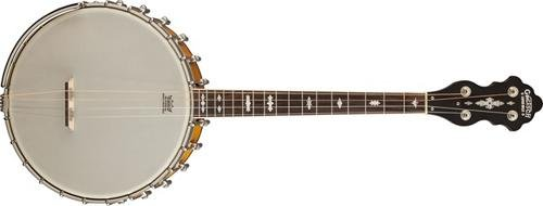 Play Irish Banjo (Gretsch G9480