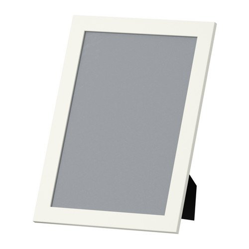 """Nyttja Certificate Frame By Ikea 8 1/2"""" X 11"""" ~ White"""