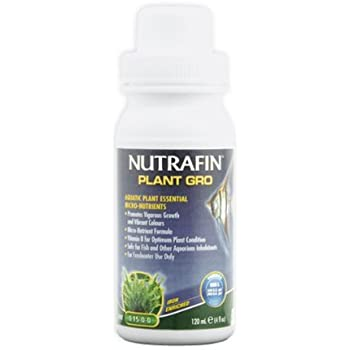 Nutrafin Plant Gro Iron Enriched, 4.1-Ounce