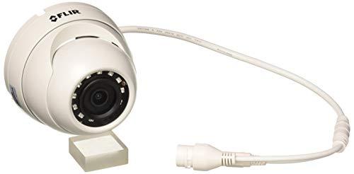Digimerge P143E4 20FPS Mini Dome Camera, White