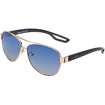 Amazon.com: New DG Eyewear Aviator Fashion Designer ...