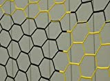 All Goals 4mm braided Hexagonal Soccer Nets