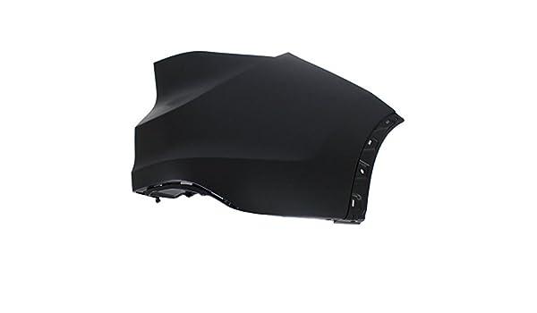 CAPA 12-14 CRV Rear Bumper Face Bar Extension End Upper RH Passenger HO1117101