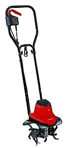 Einhell 3431050 Motoazada eléctrica GC-RT 7530, 750 W, ancho de corte 30cm, profundidad de corte 20cm, color rojo