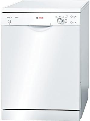 Bosch Serie 2 SMS24AW01E lavavajilla Independiente 12 cubiertos A+ ...