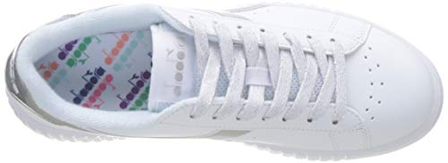 Per 90001 DiadoraSneakers Metallizzato P Game Argentoargento Donna Step FTlK5cu31J