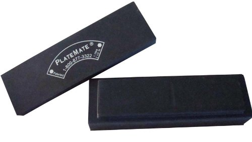 PlateMate 2.5 lb. BRICK (Single) - Magnetic Add-On Weight for Selectorized Weight Stack Machines by Ironcompany.com