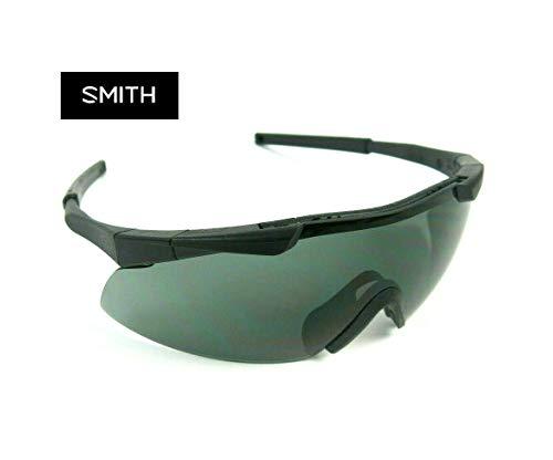 Aegis Arc Shooting Glasses by Smith Optics Elite Military Sunglasses for Combat (Smith Sunglasses Military)