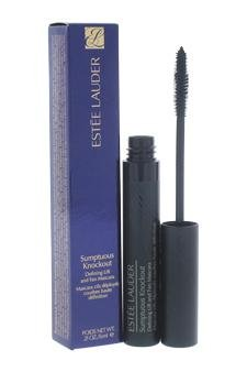 7e1580a9ad5 Amazon.com : Estee Lauder Sumptuous Knockout Defining Lift And Fan Mascara  - # 01 Black By Estee Lauder For Women - 0.21 Oz Mascara : Beauty
