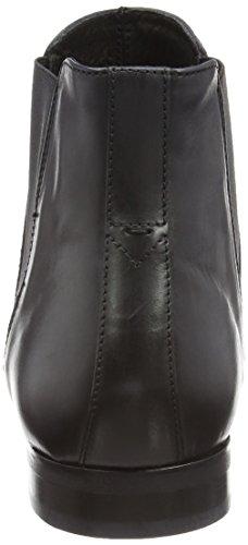 Hudson London Herren Adler Chelsea Boots Schwarz (Black)