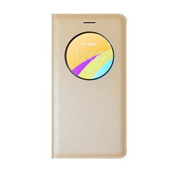 huge discount 8f3e8 2dcbd oppo f1 OG Flip Cover Case, Selfie stick and Screen Gard