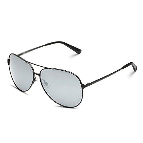 de et Sunglasses Lunettes protection complète nettoyage conduite MAHZONG pour UV Hiker soleil manuel d'instruction chiffon de 4 Couleur Noir disponibles Convient Vert la couleurs 7S6WXXd4q