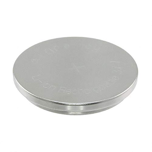 BATTERY LITHIUM 3.7V COIN 24.5MM, (Pack of 30) (RJD2440)