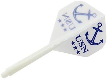 コンドル × トリニダード ユーエスネイビー フライト スタンダード ロング ホワイト