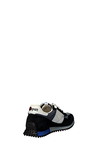 PLACA DE LOTE hombre LEYENDA bajas zapatillas de deporte S2998 TOKIO Blu