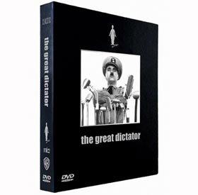 {Two (2) Charlie Chaplin Limited Edition Collector's Box Sets from the Chaplin Family Collection} The Great Dictator / Modern Times [DVD] (1937-1940)
