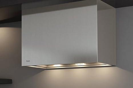 Pando P-300 1090 m³/h De pared Acero inoxidable - Campana (1090 m³/h, Canalizado, 45 dB, 53 dB, De pared, Acero inoxidable): Amazon.es: Hogar