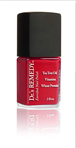 Dr.'s Remedy Enriched Nail Polish - CLARITY Coral