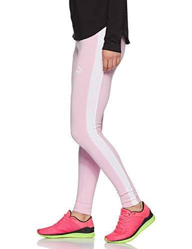 Logo Classics pallido W T7 Sport Puma Legging rosa De wRCqwd5