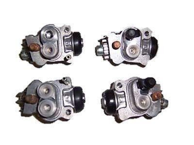 Honda Foreman 450S 450ES Front Brake Wheel Cylinders - Set of 4 by Honda