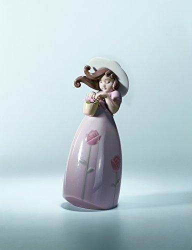 Lladró Little Rose Figurine