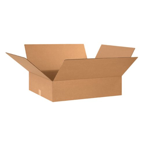 Flat Corrugated Boxes (Aviditi 24248 Flat Corrugated Box, 24