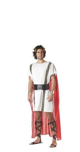 Mark Anthony Adult Costume Size: Extra -