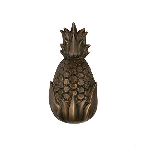 Hospitality Pineapple Door Knocker - Oiled Bronze (Standard Size)