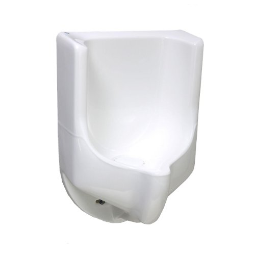 Sonora Almond - Waterless 2004 Sonora No-Flush Urinal with 18-Inch High Performance Composite