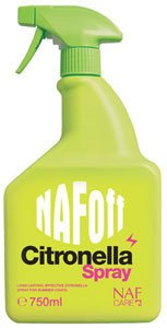 Naf Off Citronella Fly Repellent Spray 750ml