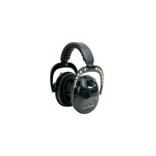 GSM Outdoors WGE-GWP-AMCARB Alpha Power Muffs, Elec, Carbon, SSL by GSM Outdoors (Image #1)