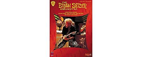 (Hal Leonard The Brian Setzer Orchestra Guitar Tab Book)
