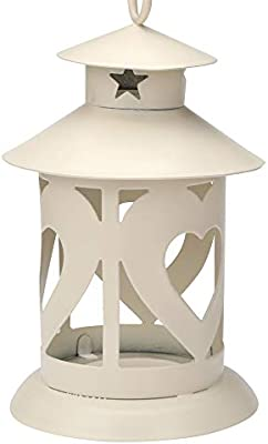 1x Nordic Style 3D Lighthouse Candlestick Metal Desktop Candle Holder Home Decor