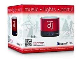 Holiday Dj Speaker ()