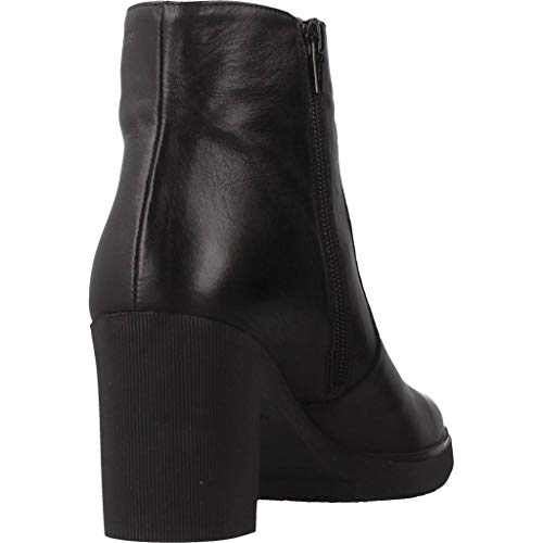 Wonders Model Womens Black Brand Black Colour M3701 Boots Womens Boots Black 1w7qrBnxf1
