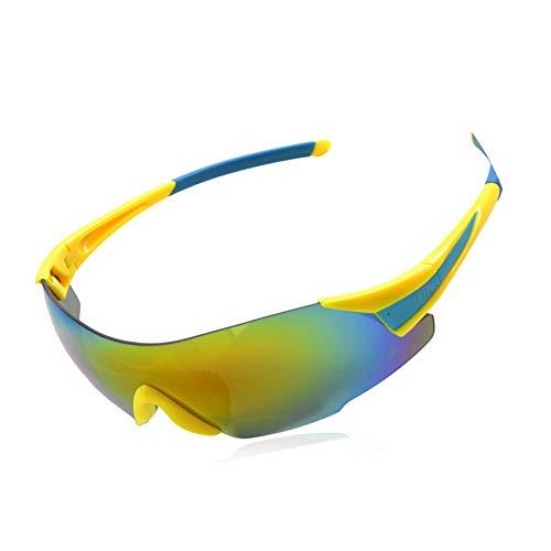 Flower falling Cycling Eyewear Men Goggle Glasses Sunglasses Windproof UV400 MTB Bike Bicycle Cycling Eyewear,Blue