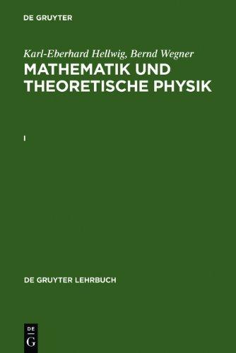 Mathematik und Theoretische Physik, 2 Bde, Kt, Bd.1