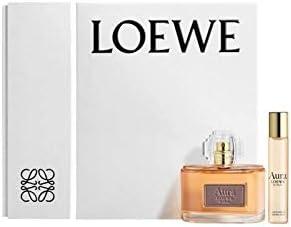 Loewe - Estuche de regalo eau de parfum 80 ml aura floral: Amazon.es: Belleza