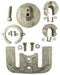 Mercruiser Anode Kit Aluminum Bravo 1 Part# PMC10059A